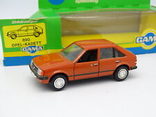 Gama Mini 1/43 - Opel Kadett D Orange