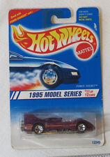 Hot Wheels Mattel 1995 Model Series #11 of 12 cars Power Rocket die cast parts