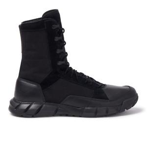 "Oakley SI Light Patrol Boot for Men, 8"" Blackout, US Size 9.5, 11190-02E"