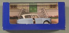 Tintin Herge voiture 14 Ami 6 du Docteur Bijoux Castafiore atlas 1/43