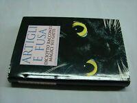 (AA.VV) Artigli e fusa 18 racconti magici sui gatti 1994 CDE