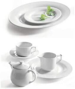Rene Ozorio Concerto Steelite Stack Coffee Cup Set (6) Pieces Elegant Wedding