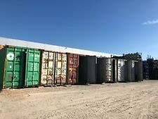 40 Fuß High Cube Seecontainer Lagercontainer