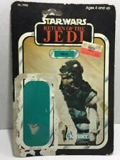 Star Wars Original Nitko Return Jedi No. 71190 Lucasfilm 1983 Kenner Box Only
