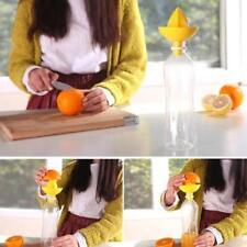 Mini Manual Hand Citrus Juicer Orange Plastic Squeezer Fruit Lemon Press Juice