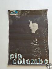 AFFICHE POSTER PIA COLOMBO DISC AZ