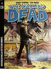 SALDAPRESS - The Walking Dead N° 1 - Ristampa Logo Blu - ITALIANO NUOVO