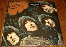 BEATLES RUBBER SOUL LP STILL FACTORY SEALED WITH HYPE STICKER