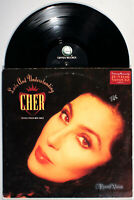"Cher - Love and Understanding (1991) Vinyl 12"" Single • PROMO • Love Hurts"