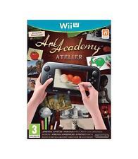 Art Academy Atelier Nintendo WiiU 045496334741