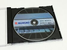 2005 Suzuki Aerio Grand Vitara Swift Verona XL7 Press Kit