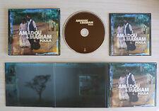 CD ALBUM DIGIPACK AMADOU & MARIAM FOLIA 13 TITRES 2012