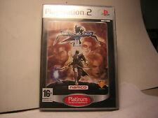playstation 2  SOULCALIBUR III   PS2
