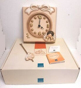 THUN orologio pendolo angelo parete NUOVO! da collezione 2010 fuori prod.