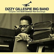 Dizzy Gillespie - Complete 1956 South American Tour Recordings [New CD] Spain -
