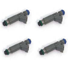 4× Fuel Injectors 12582704 for Saturn Chevrolet Pontiac Solstice 2.2L 2.4L I4