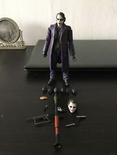 SALE! ORIGINAL Medicom MAFEX the dark knight Joker Figure (no Box)