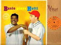 COUNT BASIE AND HIS ORCHESTRA basie hefti (French reissue) LP EX/VG BASIE 2