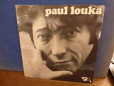 Paul Louka : le printemps de Prague - Jésus-Lénine - barclay  71.239