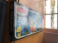 VINTAGE KENNER STAR WARS THE EMPIRE STRIKES BACK YODA JEDI MASTER BOARD GAME