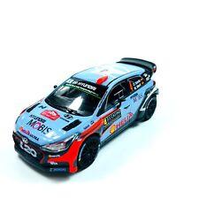 Hyundai New Generation i20 WRC 2016 1:38 Display Die-casting Mini Car Pino B&D