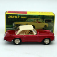 Atlas 1:43 Models Dinky Toys 516 Diecast Mercedes Benz 230 SL Rouge Red Gifts