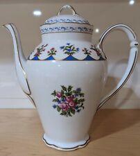 Bernardaud Limoges CHATEAUBRIAND BLUE Coffee Pot