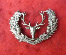 Seaforth Highlanders N.C.O.s badge