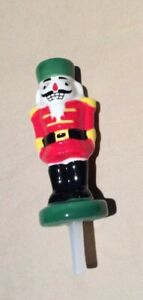 NORA FLEMING Christmas NUTCRACKER MINI Retired A175