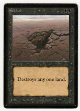 Sinkhole Magic Beta black bordered original Scan 16L041