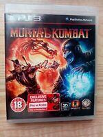 Mortal Kombat (PS3) PEGI 18+ Beat 'Em Up - Tested