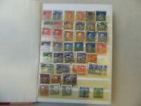 Briefmarken alte Schweden Helvetia Spanien Jugoslawien GB diverse Alb-1041