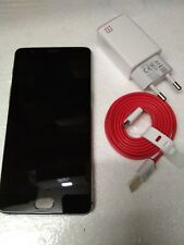 OnePlus 3T 64gb 6gb Gunmetal DUALSIM SMARTPHONE no simlock LTE 3T 3 T perfetto