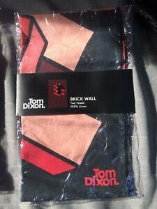 Tom Dixon London Brick rare tea towel
