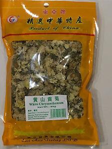 80g Dried White Chrysanthemum Buds Chinese Herbal Tea China Food health drink