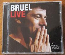 Patrick Bruel, live - des souvenirs ensemble, CD