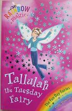 Rainbow Magic,#37 Tallulah The Tuesday Fairy, By Daisy Meadows, GC~P/B FREE POST