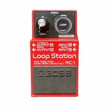 More details for rc-1 loop station