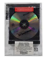 Microsoft Windows 95 in Deutsch - Mit Handbuch - Mit Lizenzschlüssel - OVP