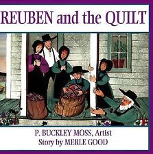Reuben and the Quilt by Merle Good (2013, Paperback)