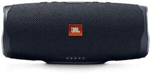 *NEW!* JBL Charge 4 Portable Bluetooth Speaker Waterproof - Rechargeable - Black