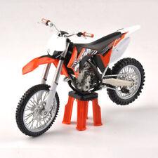 1/12 KTM 350SX-F Orange Racing Motorbike Motorcycle Model Display Collection Toy