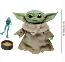 Star Wars The Child Talking Plush Toy with Character Sounds, Accessories, & BOX