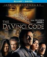 The DAVINCI CODE (Blu-Ray Disc + Digital HD) 2-Disc Set) <NEW!> (FREE SHIPPING!)