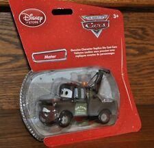 Disney Store Pixar Cars Exclusive ORIGINAL Mater Die Cast  Bubble package NEW