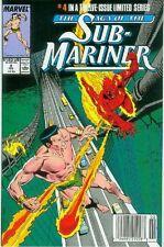 The Saga of the Sub-Mariner # 4 (of 12) (USA, 1989)