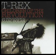 MARC BOLAN & T-REX (2 CD) CHILDREN OF THE REVOLUTION ~ 70's GREATEST HITS *NEW*