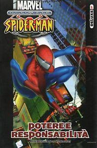★ ULTIMATE SPIDER-MAN DELUXE n. 1 - UOMO RAGNO