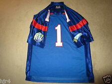 Ritz Crackers- Planters Peanuts Nabisco Super Bowl Promo Football Jersey XL