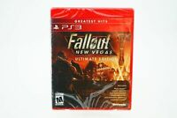Fallout New Vegas Ultimate Edition: Playstation 3 [Brand New] PS3